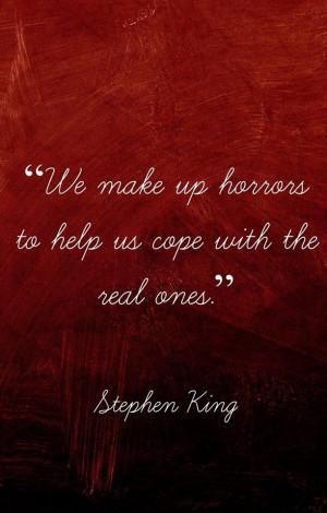 On writing stephen king