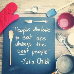 Day 10: What is your food philosophy?