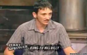 Jerry Springer Funny