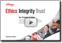 Flowserve Ethics video