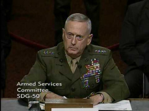 Chaos: General James Mattis Announced As Next Commandant Of Marine ...