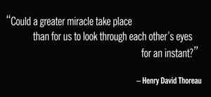 Lack Of Empathy Quotes Thoreau empathy quote