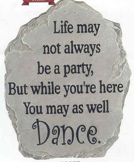 And I LOVE to dance!!