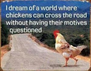 Chicken @Emily Beckham