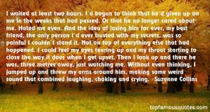 Losing Trust Quotes