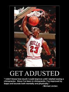 What other famous athletes depend on chiropractic to elevate their ...