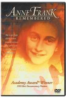 Anne Frank Remembered Quotes
