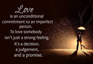 unconditional love quotes for him