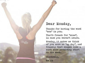 Monday Fitness Motivation Quotes