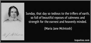 More Maria Jane McIntosh Quotes
