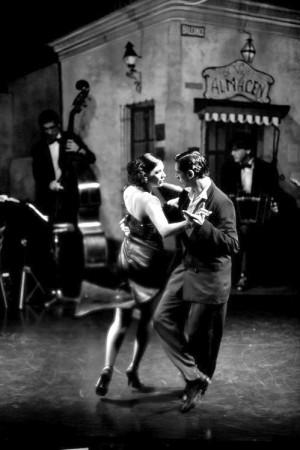 rhythm / passion / love / tango