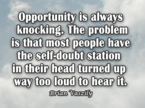 Quotes about opportunity 16