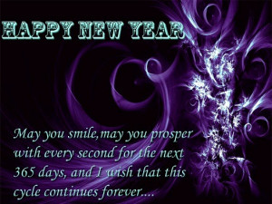 Happy New Year Inspirational Sayings in 2015