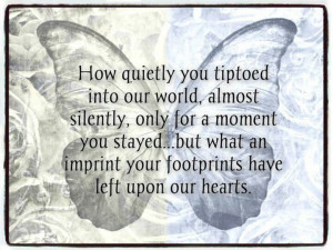 Stillbirth Quotes #stillborn #stillbirth