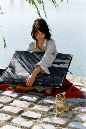 Binoche in Les Amants du Pont-Neuf (1991): Leos Carax, Leo Carax ...