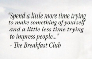 Breakfast club quotes, best, sayings