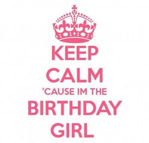 Keep a calm 'cause..