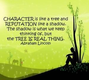 Character-Abraham Lincoln
