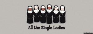 Single Ladies Facebook Cover