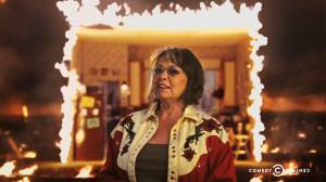 Roseanne Barr Quotes and Sound Clips