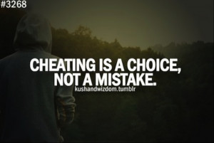 Why ? You keep lying and cheating ! You know he has told me every lie ...