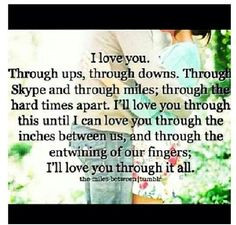 Military Love Quotes For Deployment Pin it. like. military.