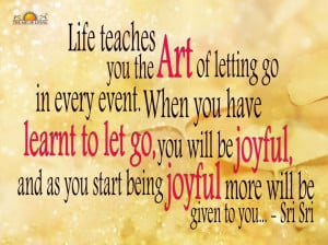 Great Quotes About Life And Success: Life Teaches You The Art Of ...