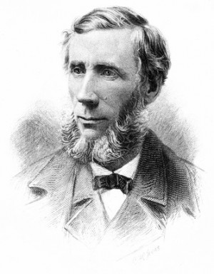 John Tyndall British physicist c 1880s