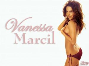 Before Megan Fox that dude was bangin' Vanessa Marcil.