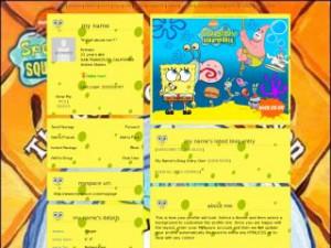 spongebob spongebob squarepants