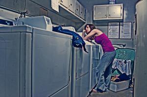 The Secret to Doing Less Laundry