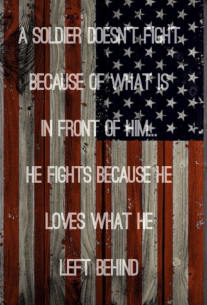 Soldier Quotes