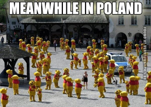 Tags: Meanwhile , Poland , Winnie The Pooh , Wordplay