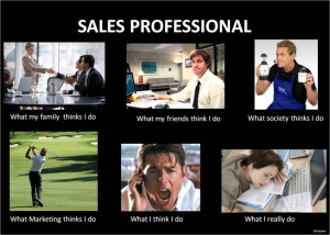 Sales Professional