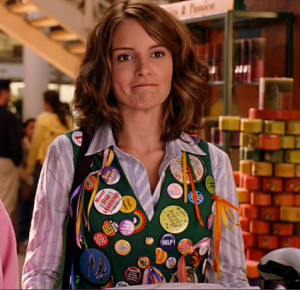 Tina Fey (Ms. Norbury)