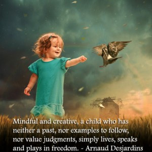 Mindfulness practice, inherited from the Buddhist tradition, is ...