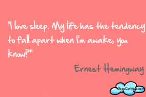 sleep_quote_2_ernest_hemingway