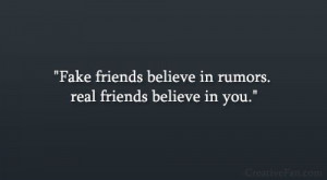 Bad Friends Quotes And Sayings Fake friend quotes
