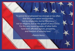 As we prepare to celebrate Independence Day, this Patrick Henry quote ...