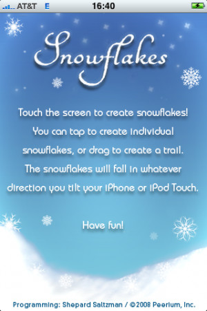 Quotes About Snowflakes...