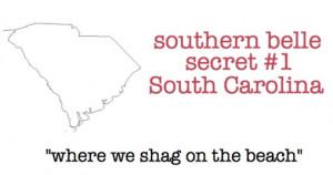 southern belle secret #1 South Carolina
