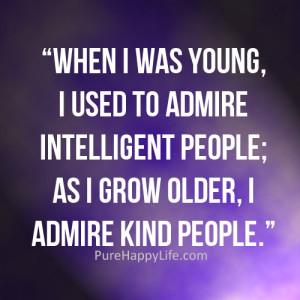 Person I Admire Quote Photo