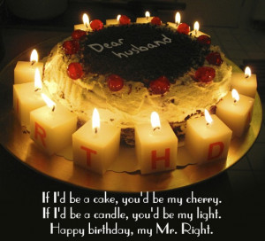 Happy Birthday Wishes For Husband Quotes Birthday Wish For Husband