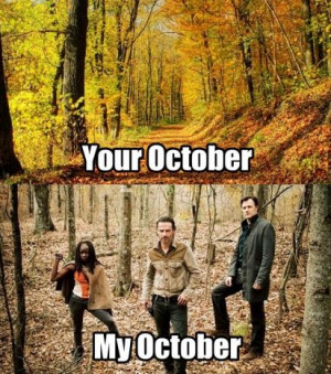 TV series The Walking Dead lol humor funny pictures funny pics
