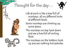 workplace more work thoughts monkeys quotes funny pictures funny jokes ...