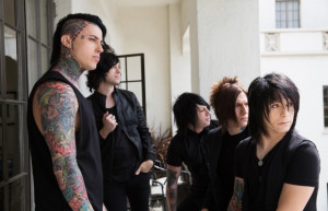 Max Green exits Falling In Reverse