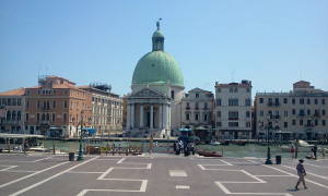 Venice Italy Train Station Map