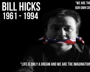freedom quotes evolution comedy bill hicks tribute 1680x1050 wallpaper ...