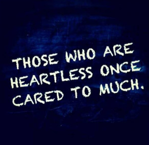 Care Too Much Quotes