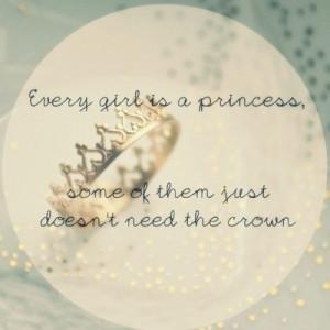 Princess Crown Quotes Tumblr